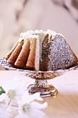 Babka Piaskowa (ring cake, Poland)