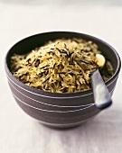 Wild rice mixture
