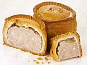 Pork pies (English speciality)