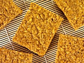 A few flapjacks (Oat slices, UK)