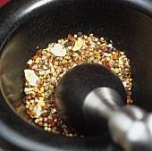 Moroccan spice mixture (for harissa)