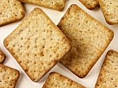 Whole wheat cream crackers