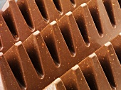Toblerone (Nut chocolate, Switzerland)