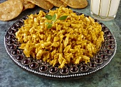 Bhel Puri (Puffed rice dish from Maharashtra, India)