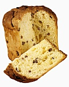 Panettone (yeasted Christmas cake), Lombardy, Italy