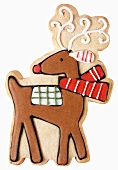 Reindeer biscuit for Christmas
