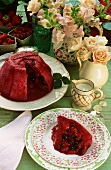 Summer pudding (UK)