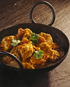 Chicken balti (India)