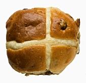 Hot cross bun (UK)