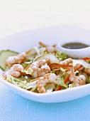 Prawn salad (Thailand)