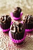 Home-made chocolates