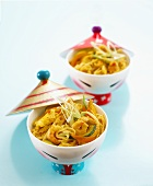 Asian noodle dish for children