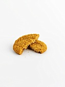 Ginger nut biscuit, broken