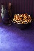 Almond brittles