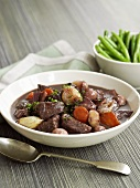 Boeuf Bourguignon (Beef stew in red wine sauce)