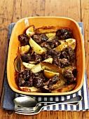 Kleftiko (Greek lamb stew)