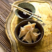 Wontons with soy sauce (China)