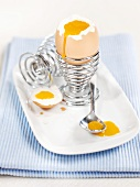 Soft Boiled Egg in an Egg Cup