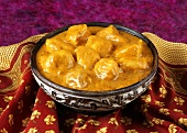Butter chicken curry (India)