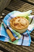 A pie for a picnic