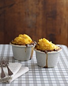 Shepherds Pies in Backförmchen (England)