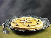 Sorundatärta (butter cake, Sweden)