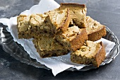 Torta di pane (sweet bread cake)