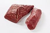 Silverside of beef