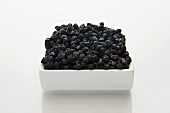 Dried blueberries (myrtilli fructus siccus)