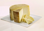 Manchego (hard cheese from Spain)