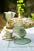 Torta con le noci (shortbread with nuts, Italy)