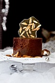 Chocolate dessert (Christmas)