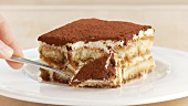 Tiramisù (layered dessert with mascarpone and cocoa, Italy)