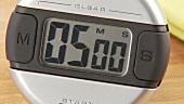 A kitchen timer