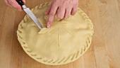 Apple Pie zubereiten