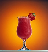 Refreshing Frozen Stawberry Daiquiri