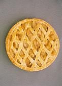 Whole Apple Pie with Lattice Crust