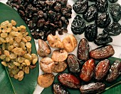 Several Dried Fruits