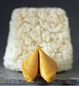 A Fortune Cookie with Rice
