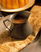 Gravy in a Small Pitcher