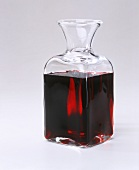 Red Wine in a Decanter