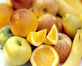 Assorted Fruit Still Life