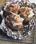 Italian Baked Potatoes