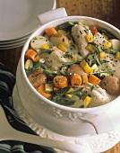 Chicken Primavera Stew
