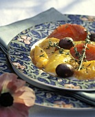 Peperonata al timo (Roasted peppers with thyme)