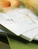 Invitations to a Cocktail Party