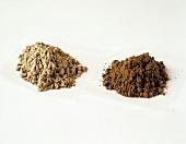 Light and Dark Cocoa Powder