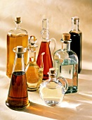 An Assortment of Oil and Vinegar