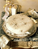 Special Occasion Torte with a Gift