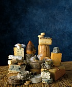 Still Life with an Assortment of Cheese